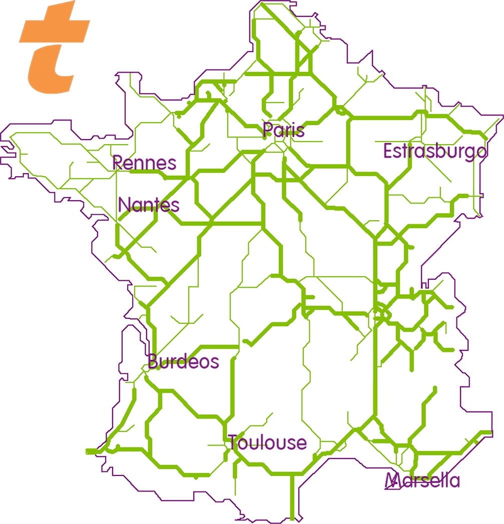 Carreteras de Francia